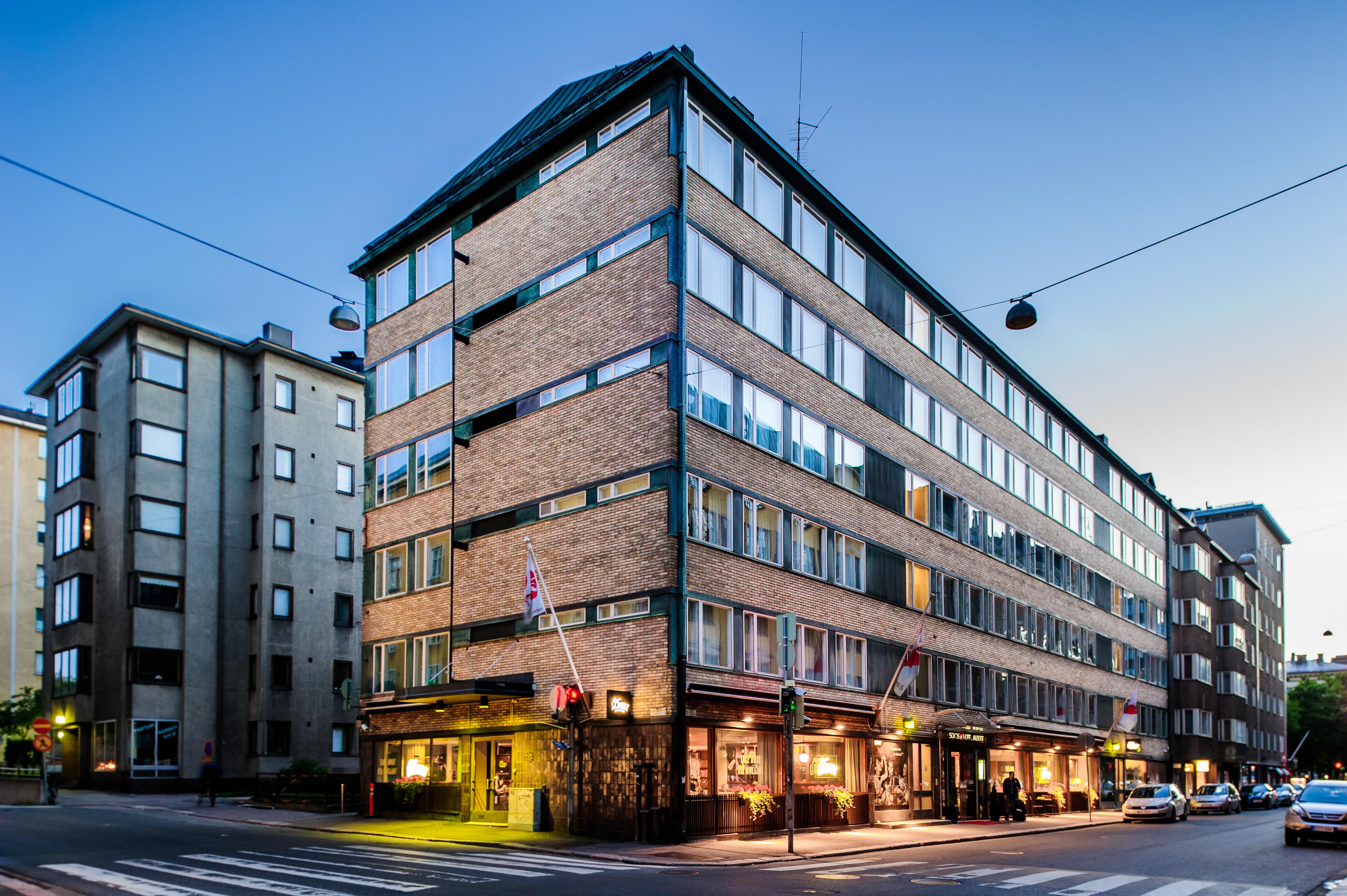Original Sokos Hotel Albert Design District Helsinki
