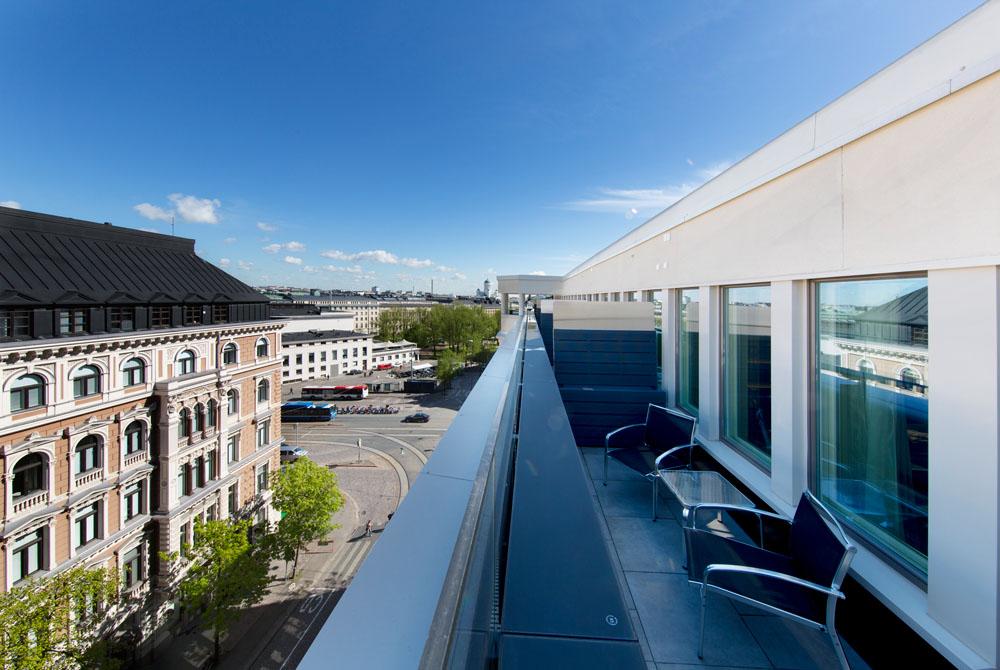 Klaus K Hotel Design District Helsinki