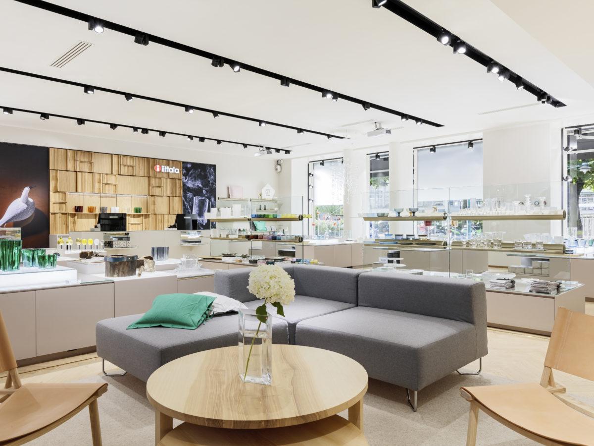Iittala Store Esplanadi Design District Helsinki