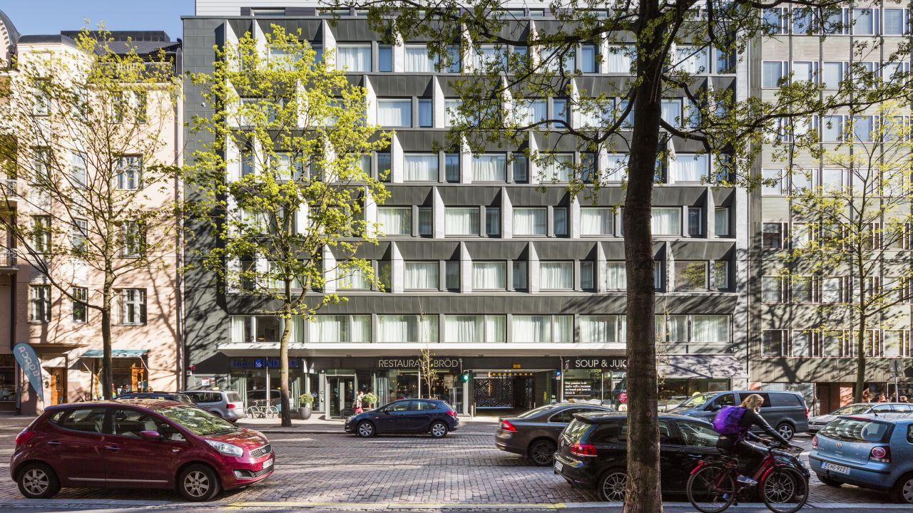Hotel Indigo Ja Masterclass Design District Helsinki