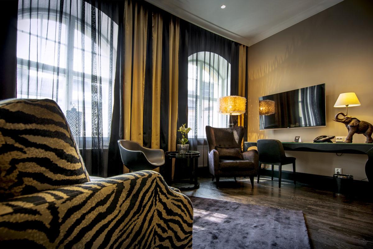 Hotel Lilla Roberts – Guestroom Lux