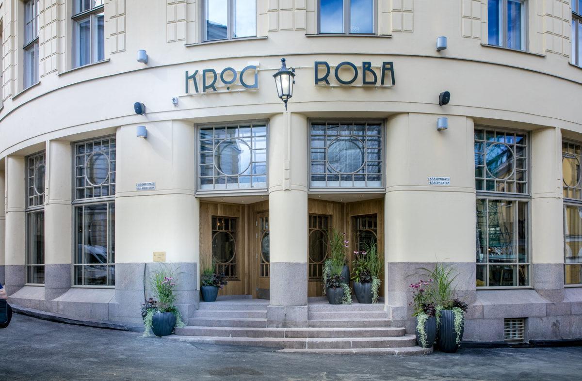 Restaurant Krog Roba
