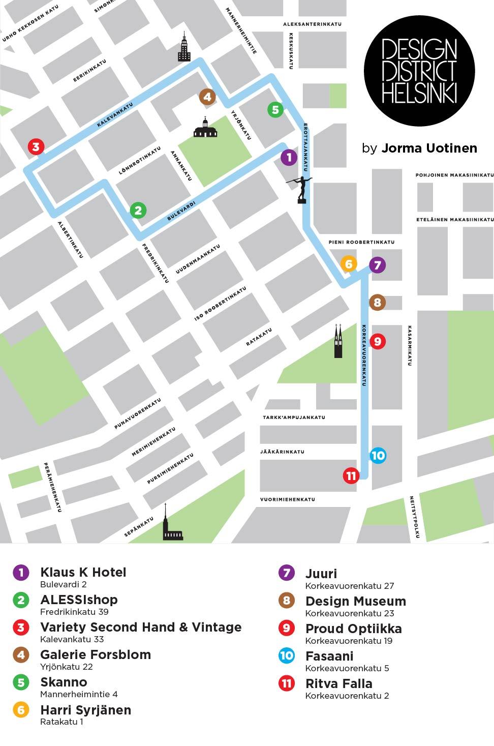 Design District Helsinki By Jorma Uotinen Design