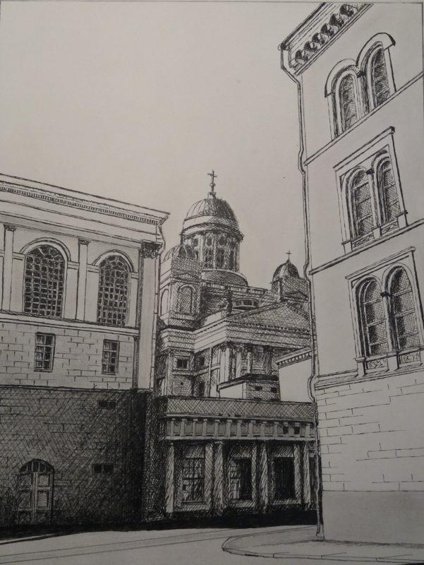 Design District Illustration