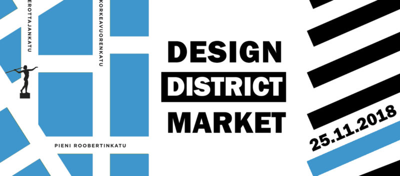 Design District Illustration